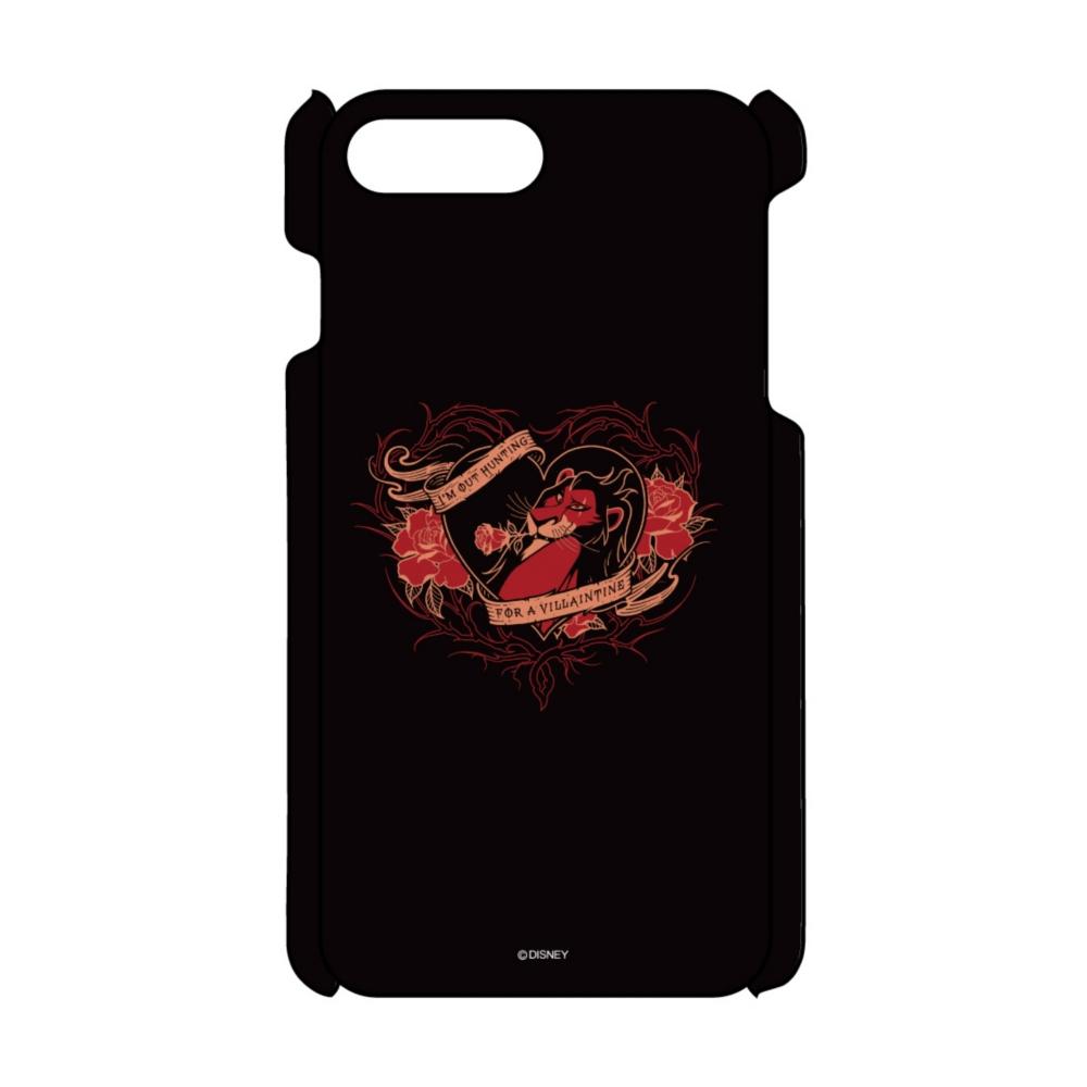 【D-Made】iPhoneケース ライオン・キング スカー ハート