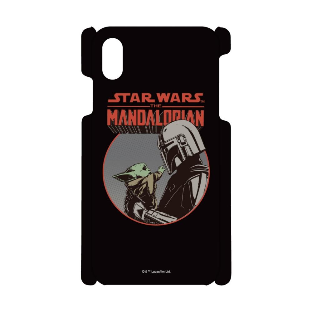 【D-Made】iPhoneケース マンダロリアン シーズン2 マンダロリアン&グローグー