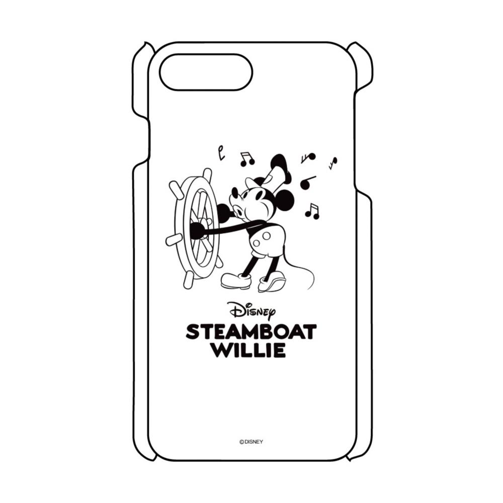【D-Made】iPhoneケース 蒸気船ウィリー