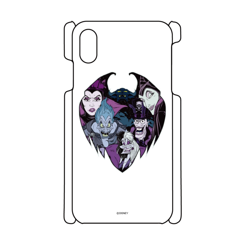 【D-Made】iPhoneケース ヴィランズ