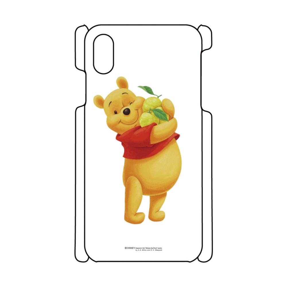 【D-Made】iPhoneケース ゆず くまのプーさん