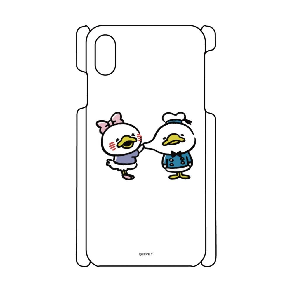 【D-Made】iPhoneケース うごく!カナヘイ画♪ミッキー&フレンズ ドナルド&デイジー