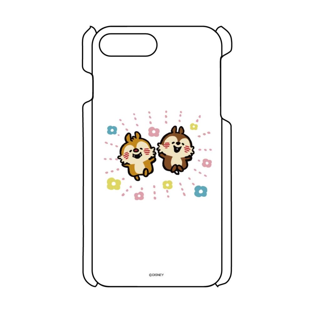 【D-Made】iPhoneケース うごく!カナヘイ画♪ミッキー&フレンズ チップ&デール