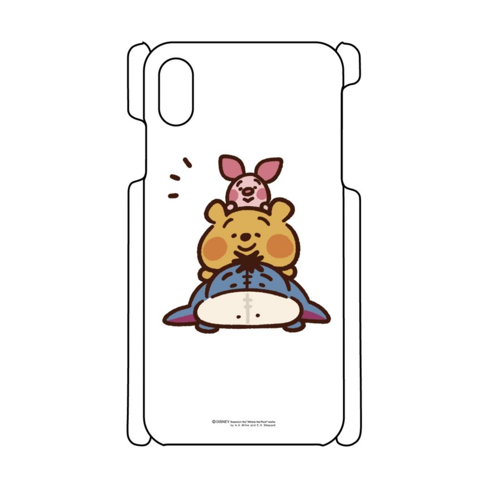 【D-Made】iPhoneケース カナヘイ画♪くまのプーさん プー&ピグレット&イーヨー