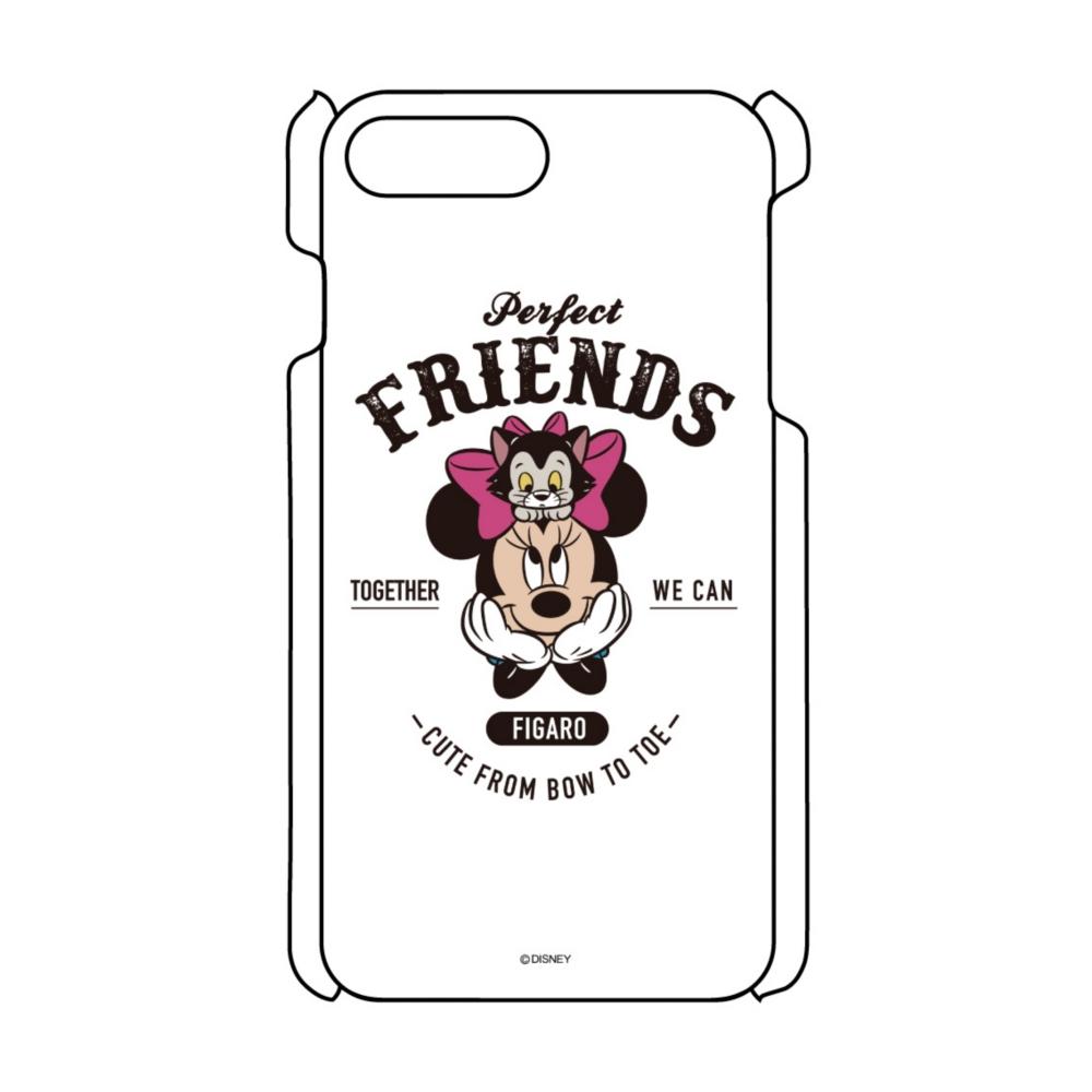 【D-Made】iPhoneケース ミニー&フィガロ Perfect Friends
