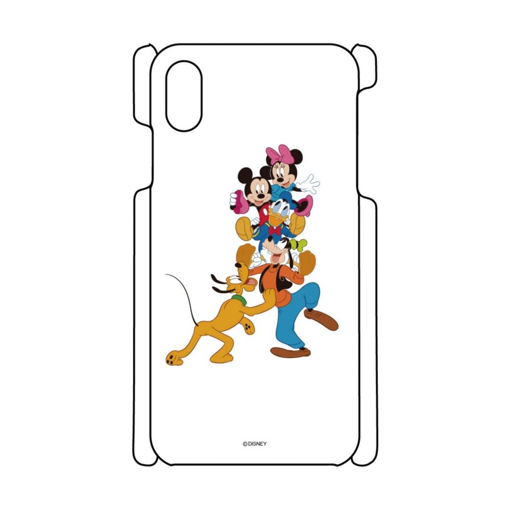 【D-Made】iPhoneケース ミッキー&フレンズ
