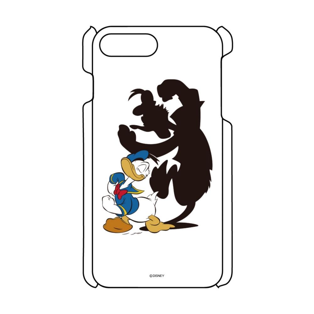 【D-Made】iPhoneケース ドナルド 影