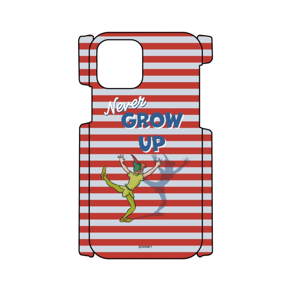 【D-Made】iPhoneケース ピーター・パン 影 Never GROW UP