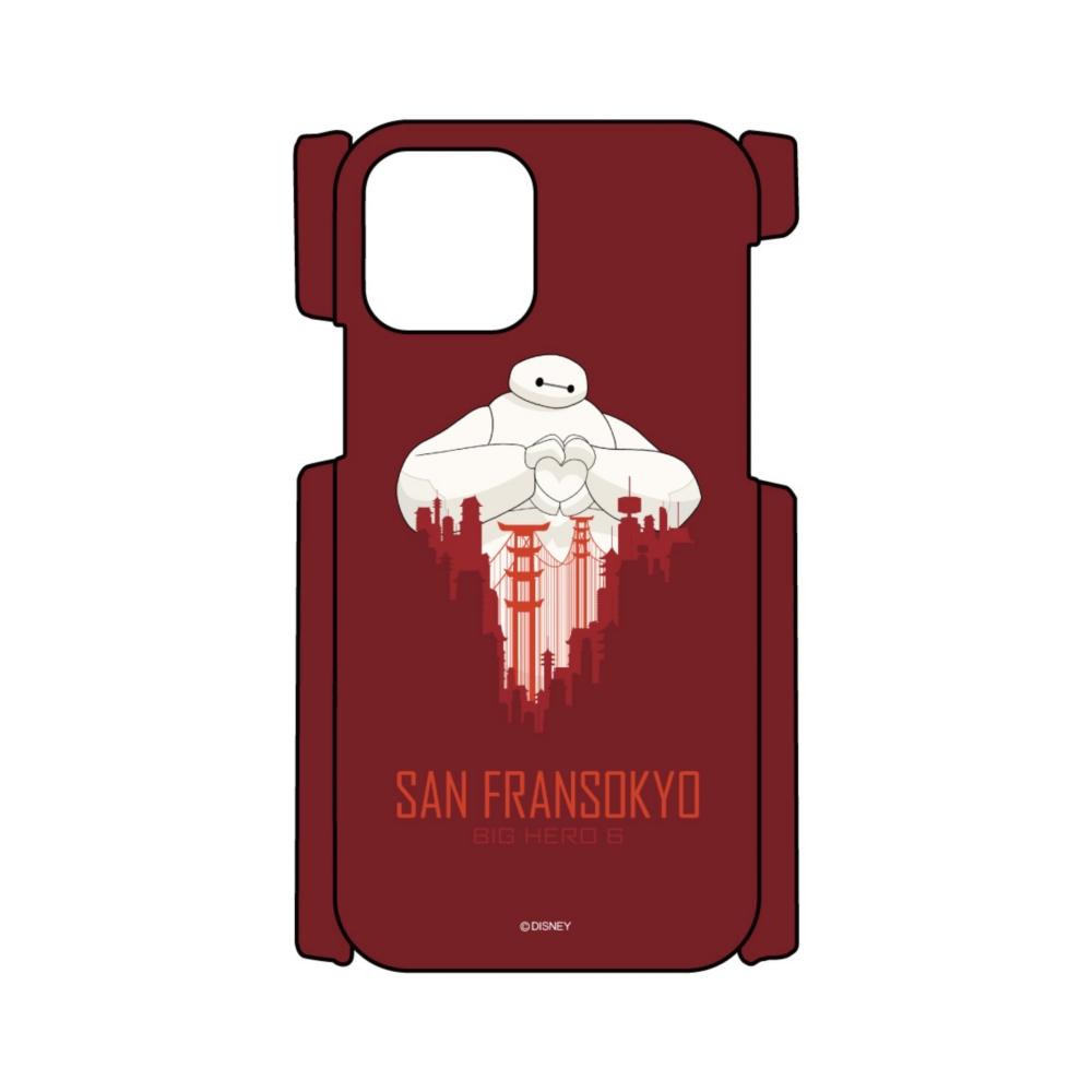 【D-Made】iPhoneケース ベイマックス SAN FRANSOKYO