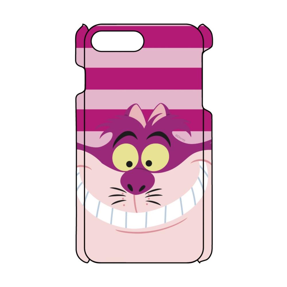 【D-Made】iPhoneケース ふしぎの国のアリス チェシャ猫 Face