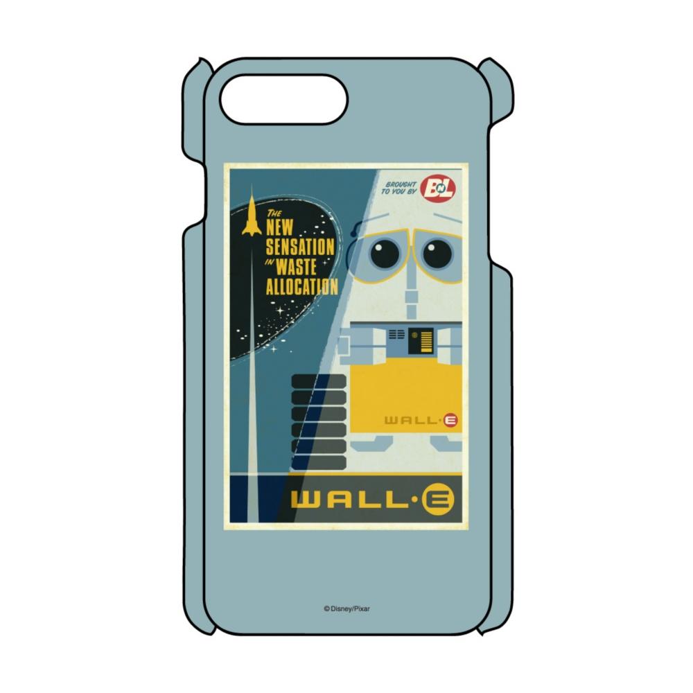 【D-Made】iPhoneケース ウォーリー ポスター
