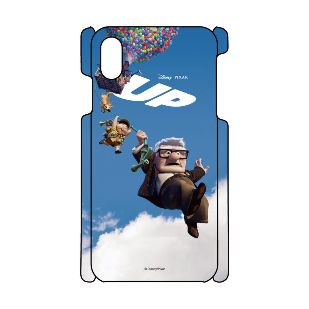 【D-Made】iPhoneケース カールじいさんの空飛ぶ家 集合 ポスター
