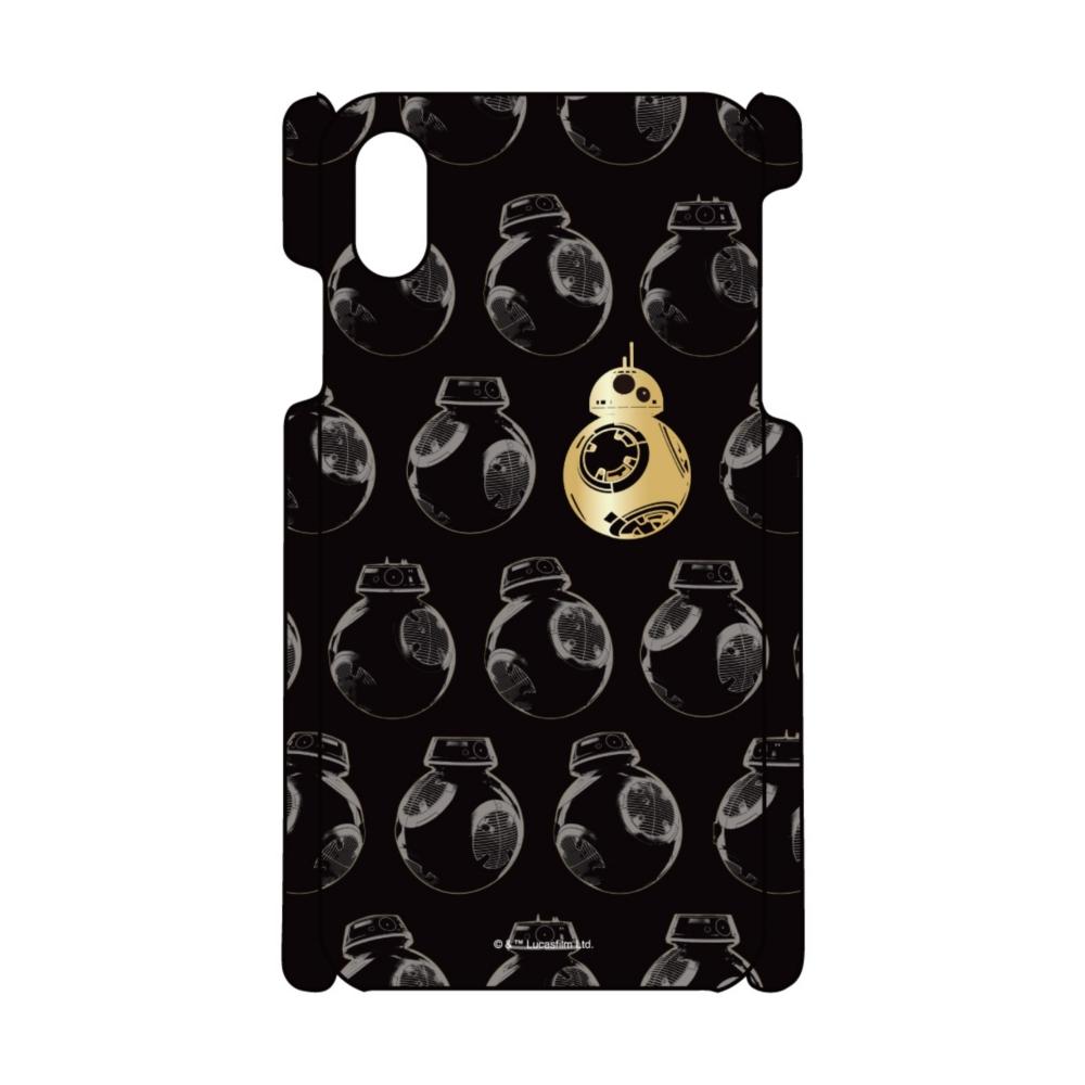 【D-Made】iPhoneケース 総柄 スター・ウォーズ/最後のジェダイ BB-8&BB-9E