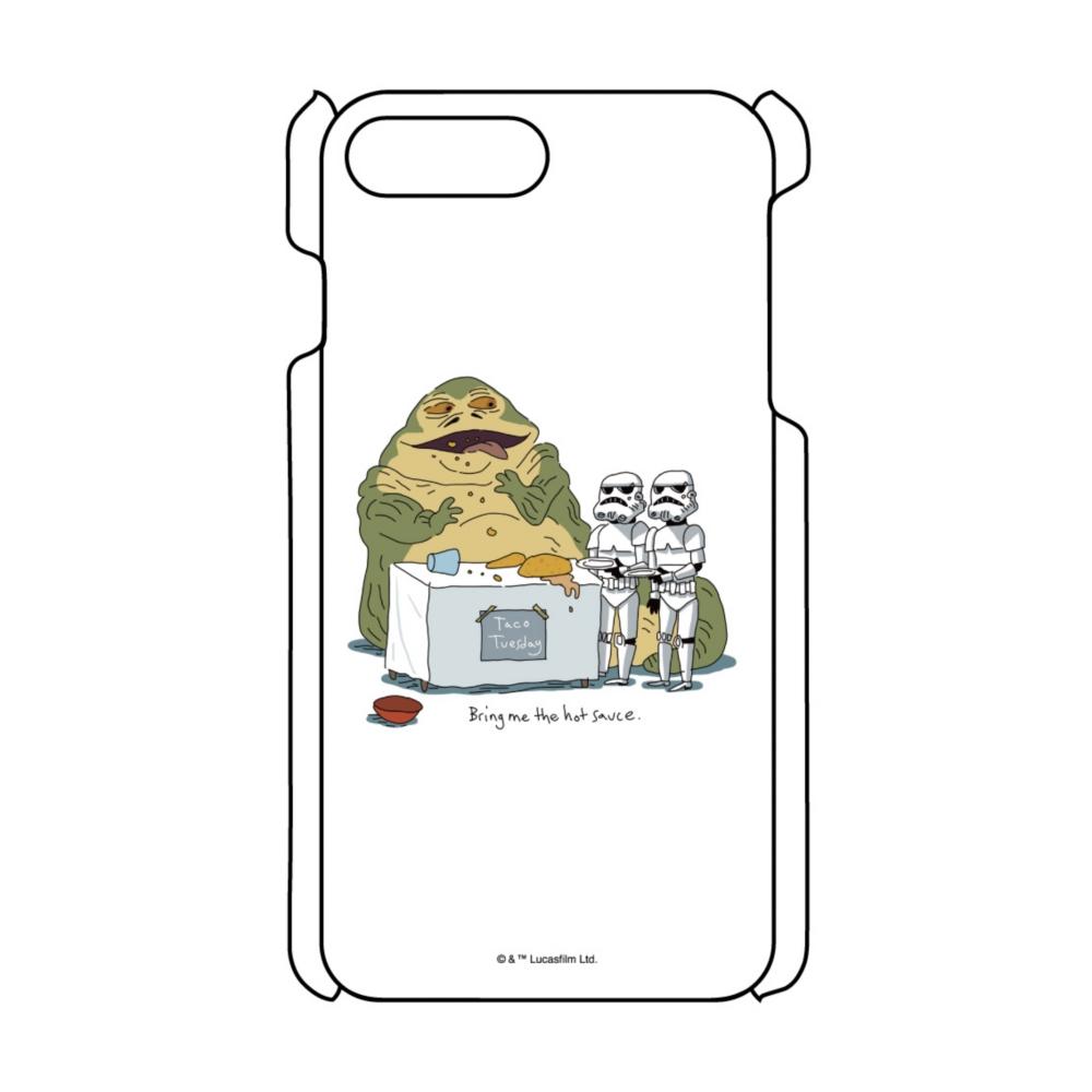 【D-Made】iPhoneケース スター・ウォーズ ジャバ・ザ・ハット&ストームトルーパー