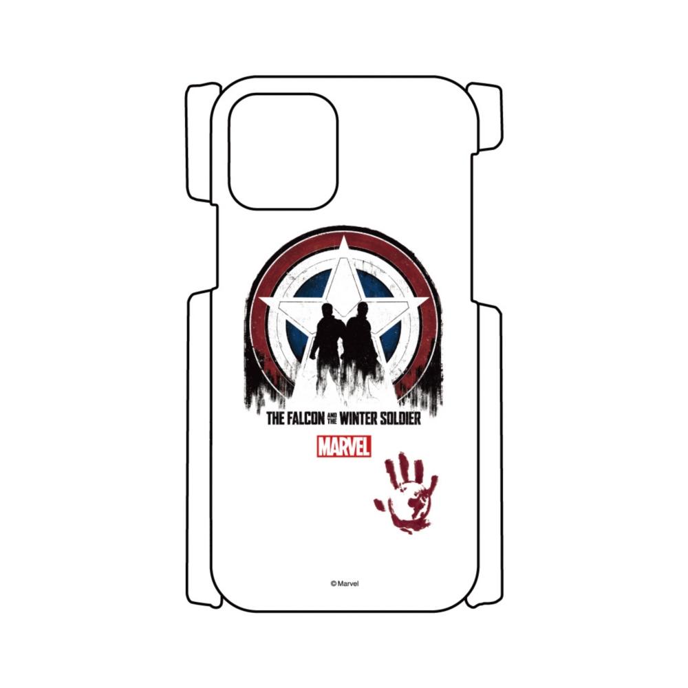 【D-Made】iPhoneケース MARVEL ファルコン&ウィンター・ソルジャー フラッグ・スマッシャーズ