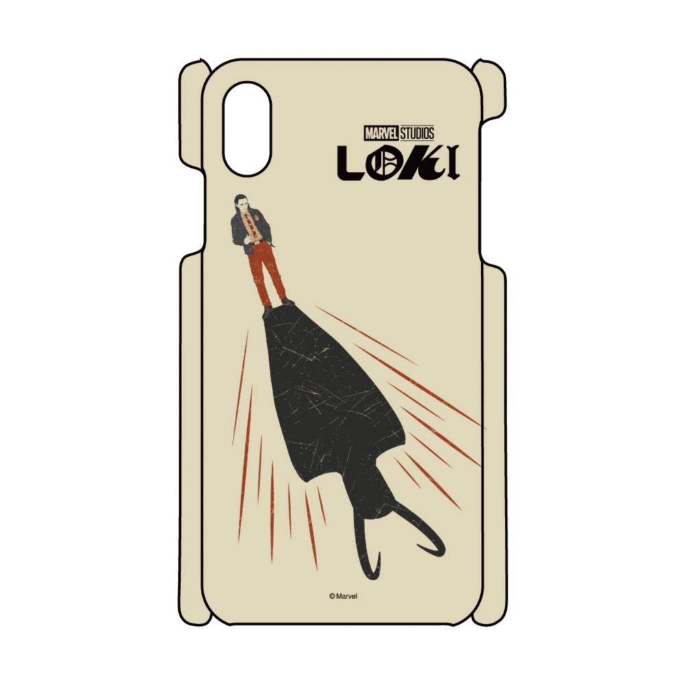 【D-Made】iPhoneケース MARVEL ロキ
