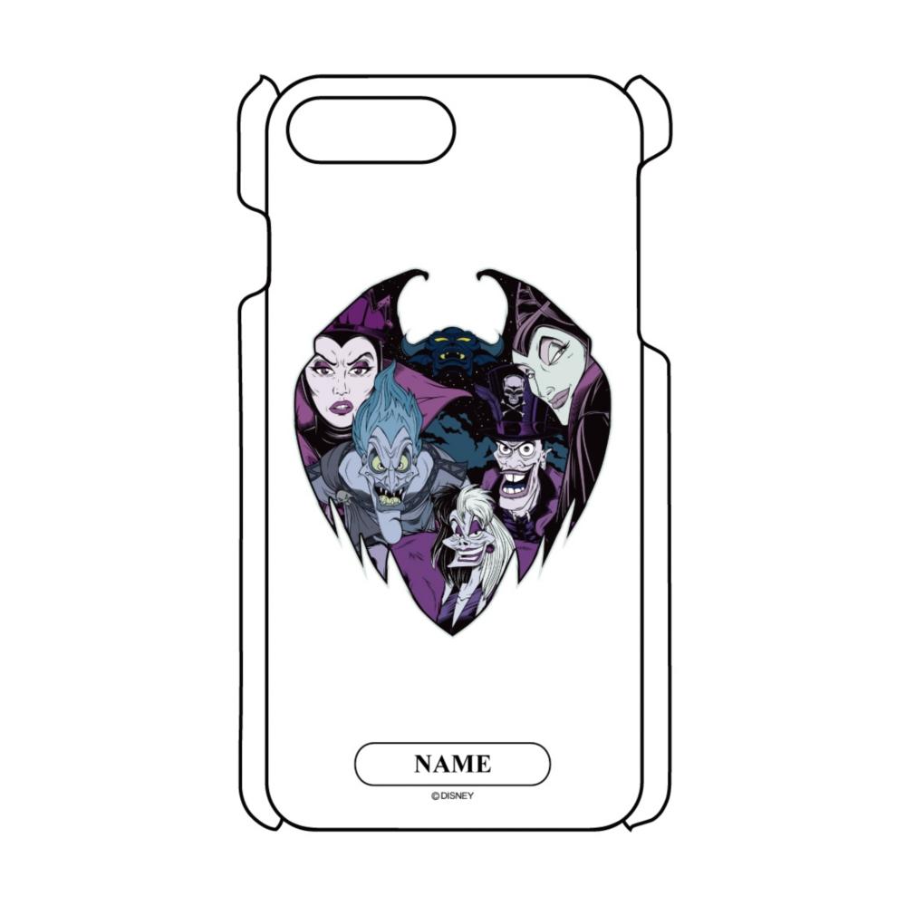 【D-Made】名入れ iPhoneケース ヴィランズ