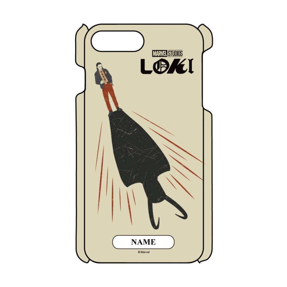 【D-Made】名入れ iPhoneケース MARVEL ロキ