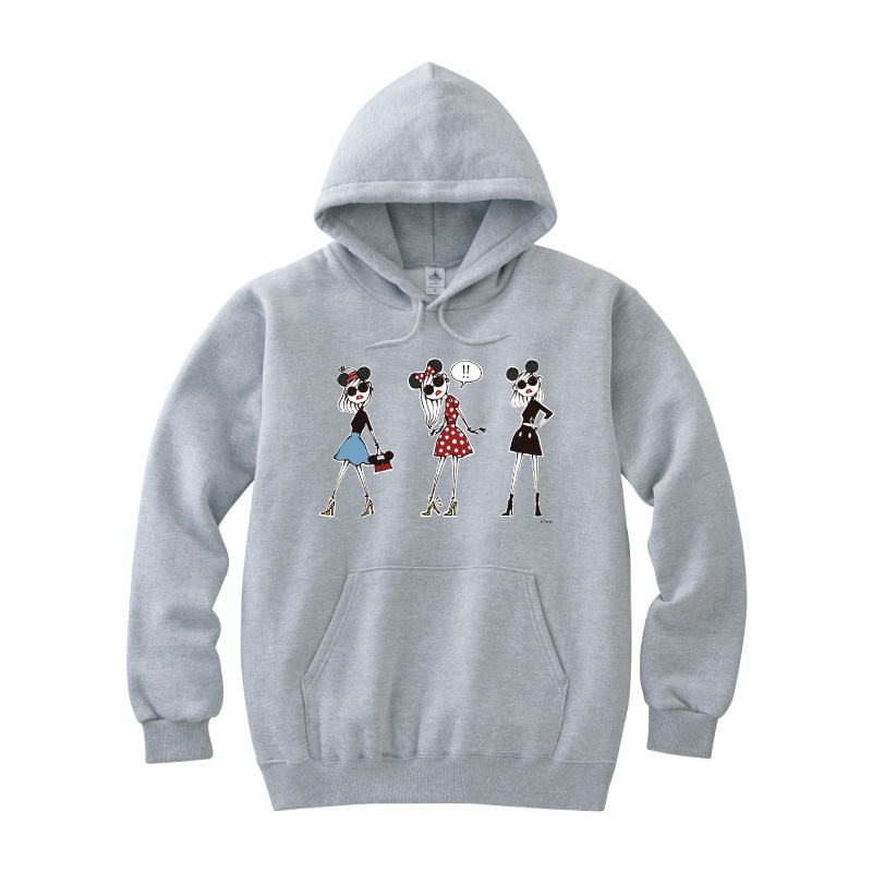 【D-Made】パーカー 集合 Disney Artist Collection by Daichi Miura