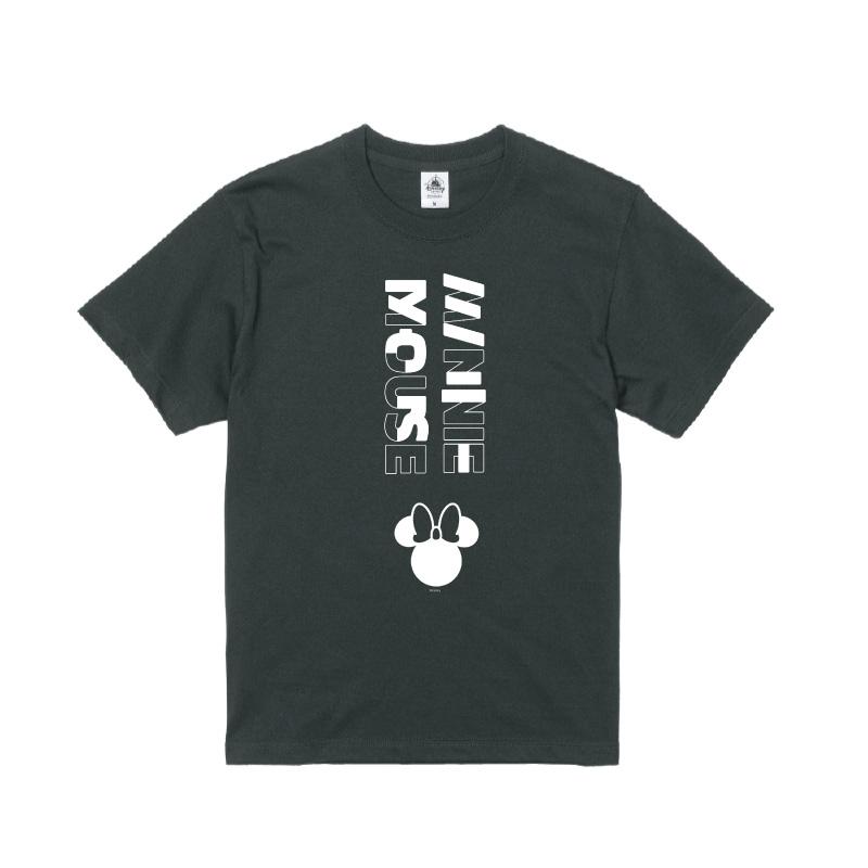 【D-Made】Tシャツ ミニー モノクロ アイコン KATAKANA