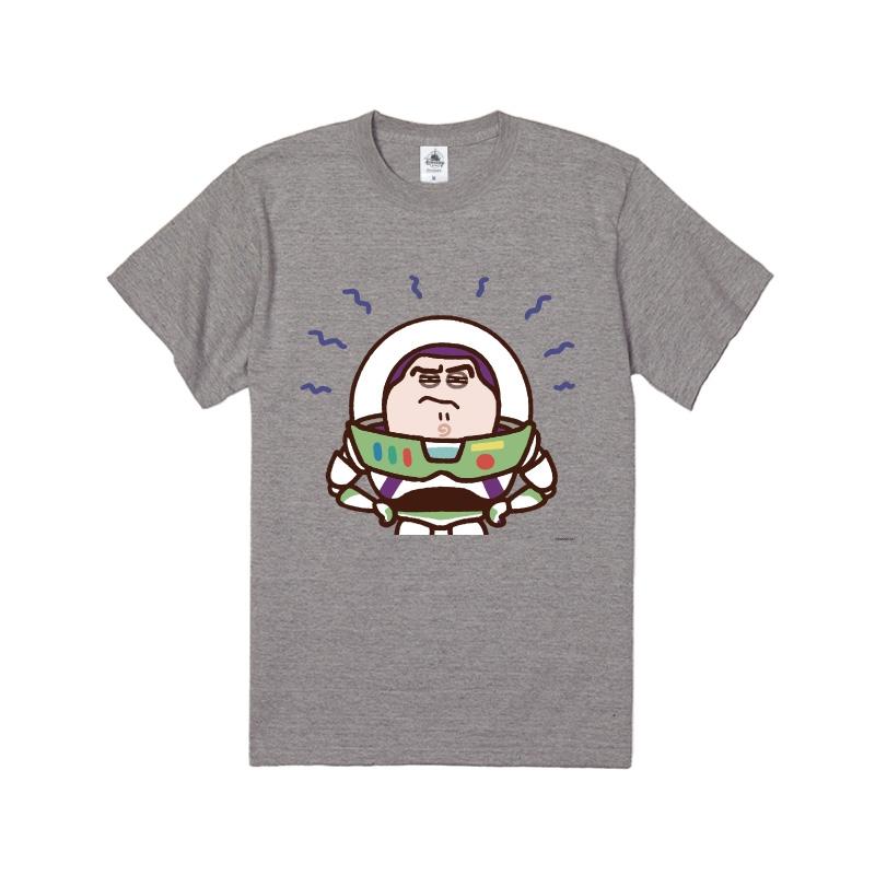 【D-Made】Tシャツ カナヘイ画♪WE LOVE PIXAR バズ・ライトイヤー