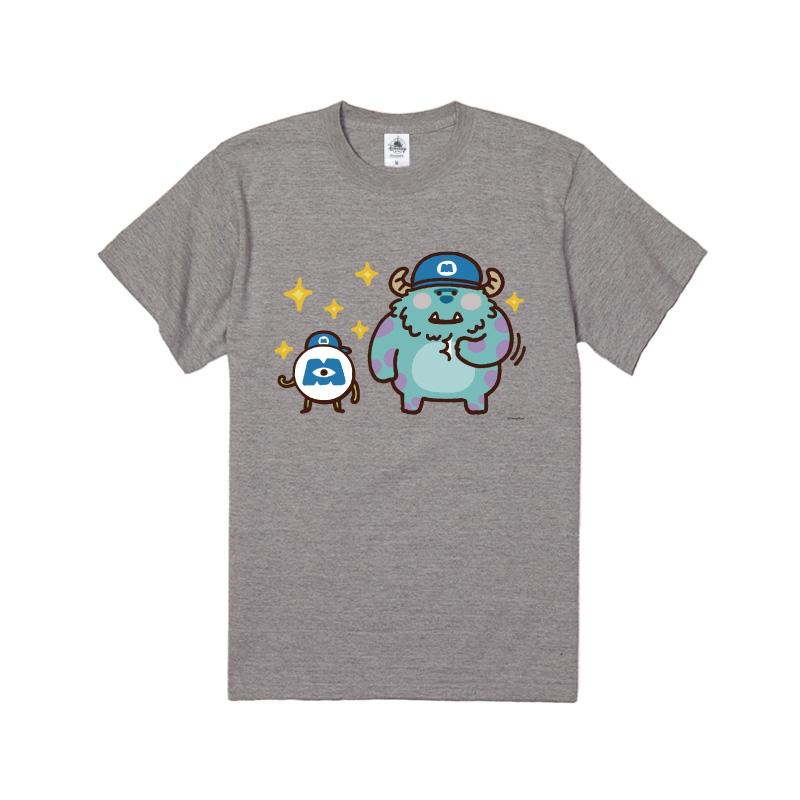 【D-Made】Tシャツ カナヘイ画♪WE LOVE PIXAR サリー