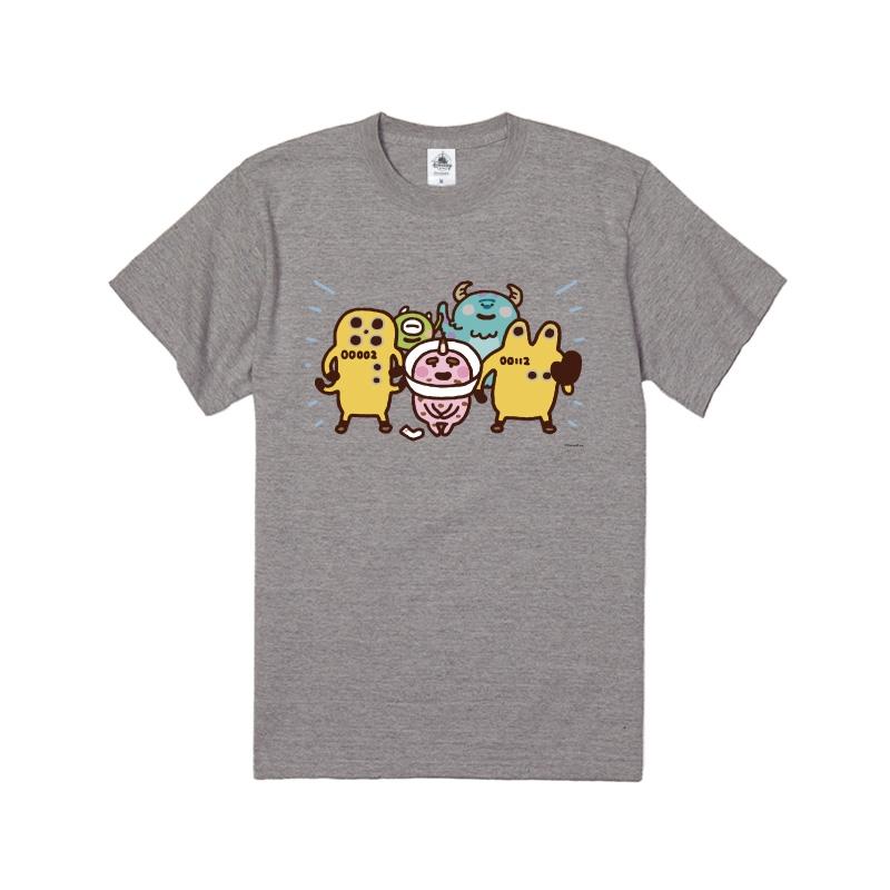 【D-Made】Tシャツ カナヘイ画♪WE LOVE PIXAR サリー&マイク&ジョージ&CDA