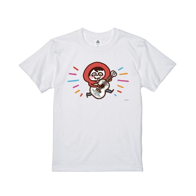 【D-Made】Tシャツ カナヘイ画♪WE LOVE PIXAR ミゲル