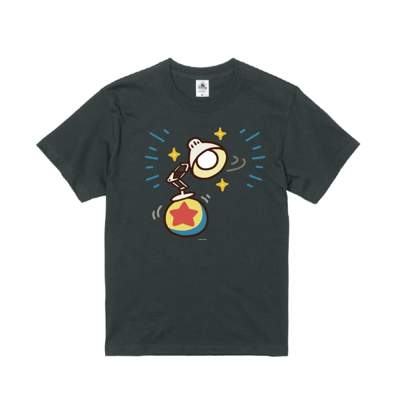 【D-Made】Tシャツ カナヘイ画♪WE LOVE PIXAR ルクソーJr.