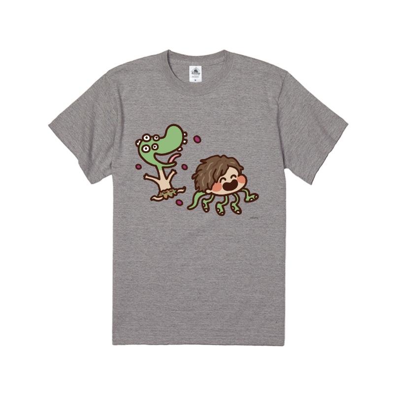 【D-Made】Tシャツ カナヘイ画♪WE LOVE PIXAR アーロ&スポット