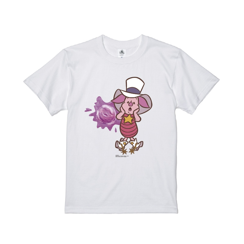 【D-Made】Tシャツ くまのプーさん ピグレット Western Pooh