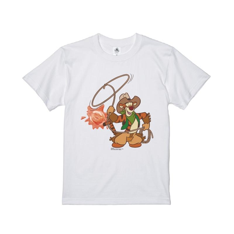 【D-Made】Tシャツ くまのプーさん ティガー Western Pooh