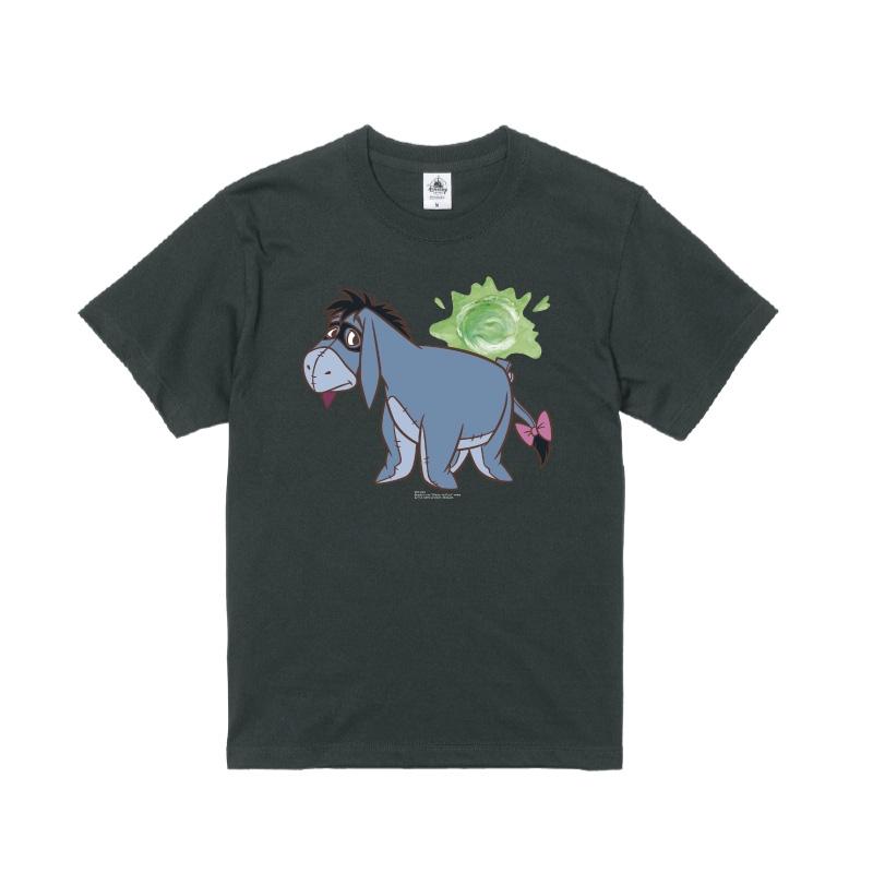 【D-Made】Tシャツ くまのプーさん イーヨー Western Pooh