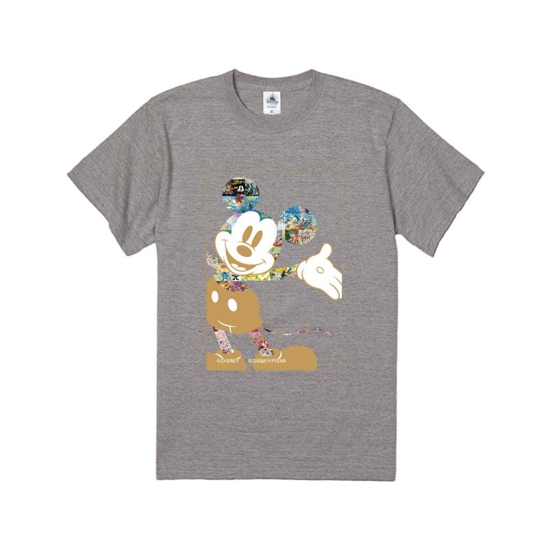 【D-Made】Tシャツ ミッキー Disney FAN 30th anniversary