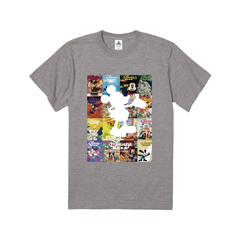 【D-Made】Tシャツ 表紙絵 Disney FAN 30th anniversary