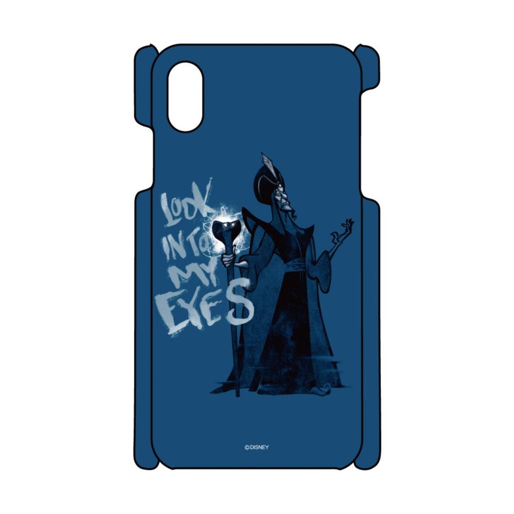 【D-Made】iPhoneケース アラジン ジャファー LOOK IN TO MY EYES ヴィランズ