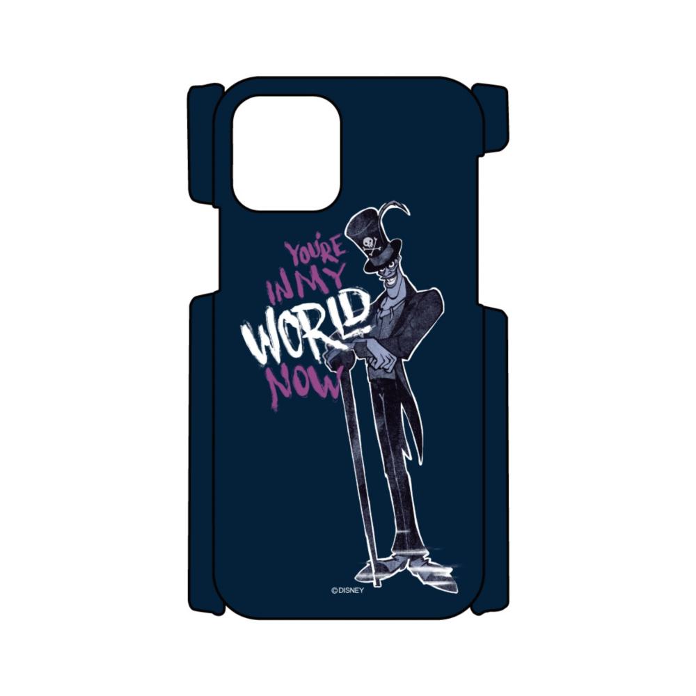 【D-Made】iPhoneケース プリンセスと魔法のキス ドクター・ファシリエ WORLD ヴィランズ