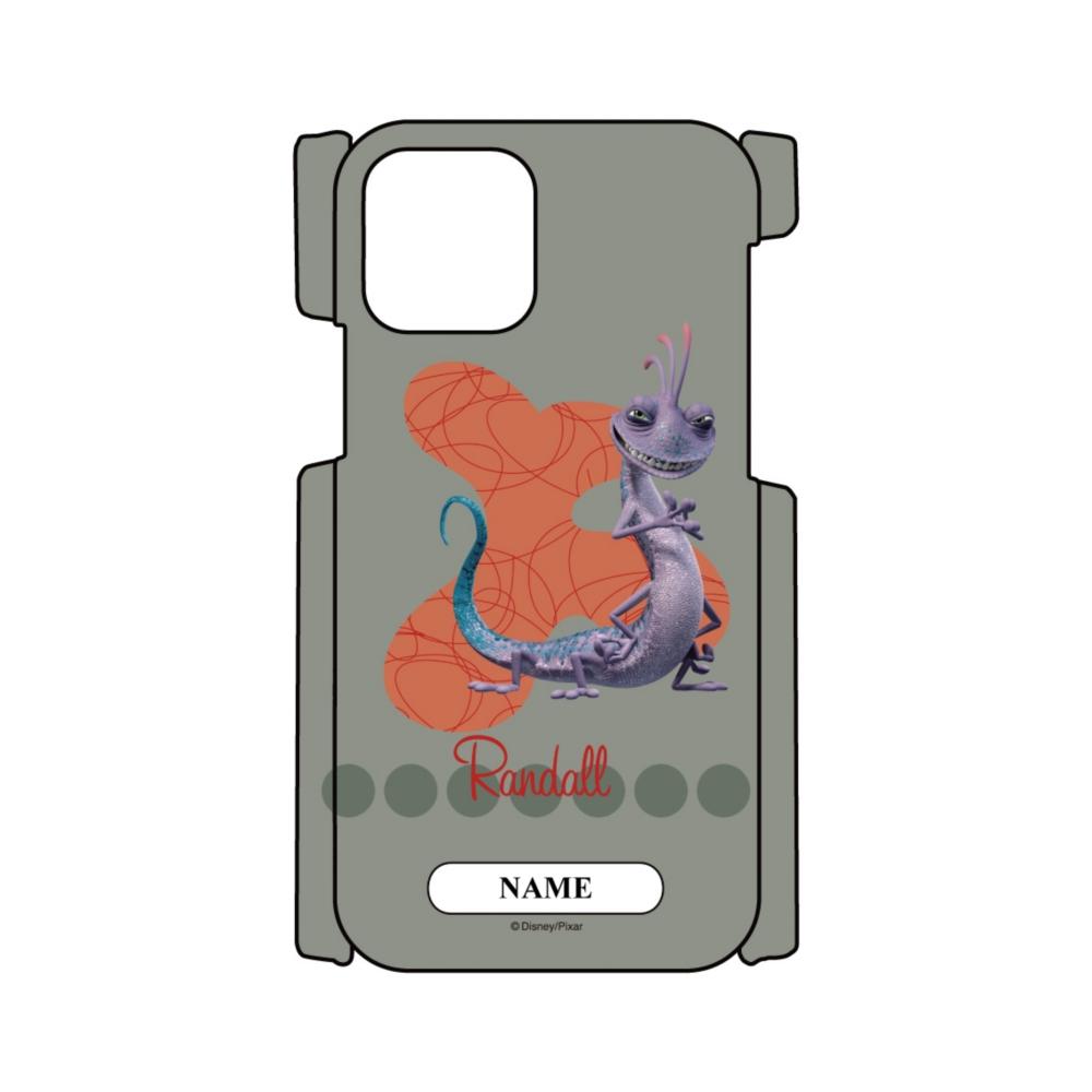 【D-Made】名入れ iPhoneケース モンスターズ・インク ランドール・ボッグス
