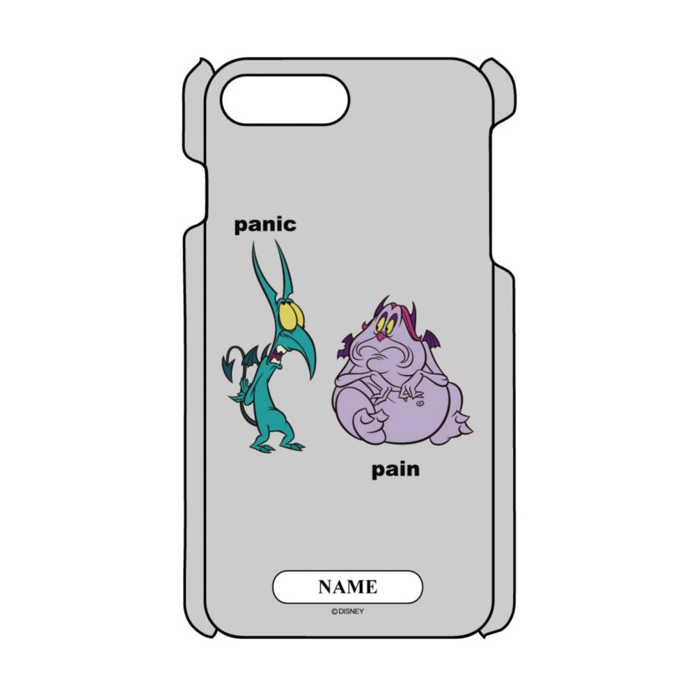 【D-Made】名入れ iPhoneケース ヘラクレス ペイン&パニック