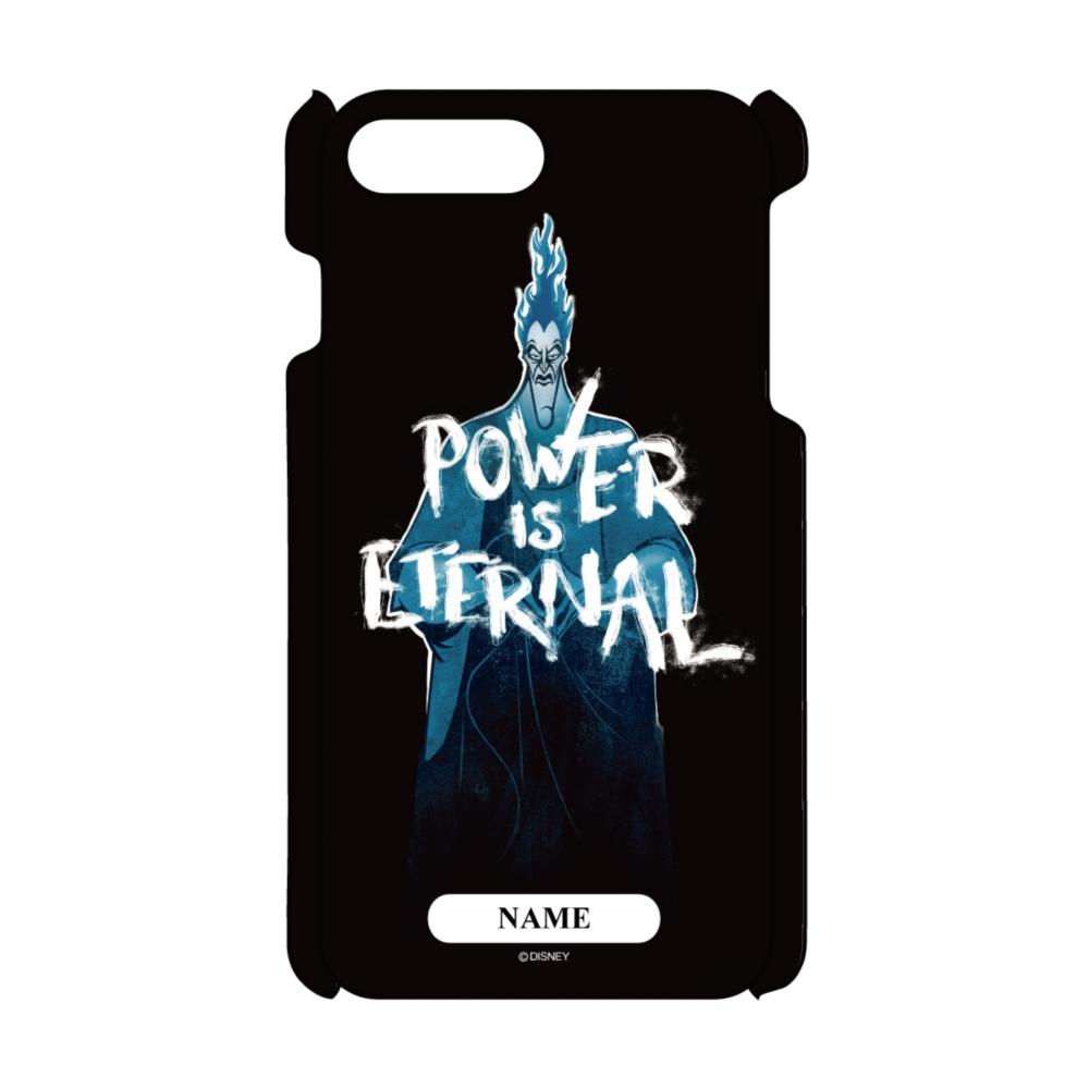 【D-Made】名入れ iPhoneケース ヘラクレス ハデス POWER OF ETERNAL ヴィランズ