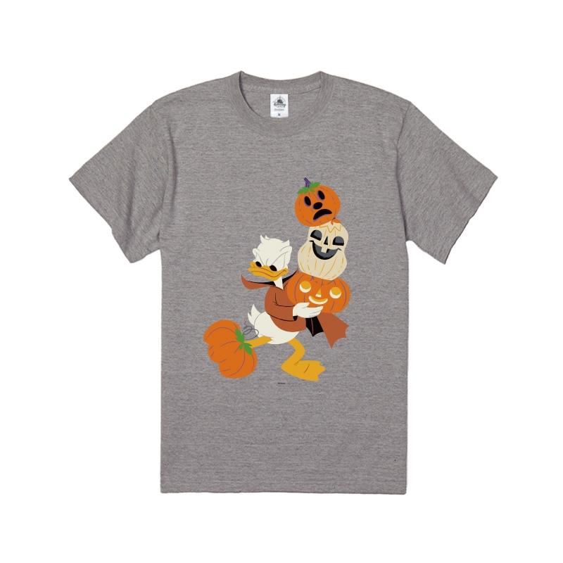 【D-Made】Tシャツ ドナルド かぼちゃ Disney Halloween 2021