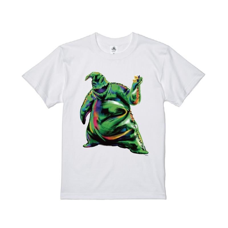 【D-Made】Tシャツ ティム・バートン ナイトメアー・ビフォア・クリスマス ウギー・ブギー