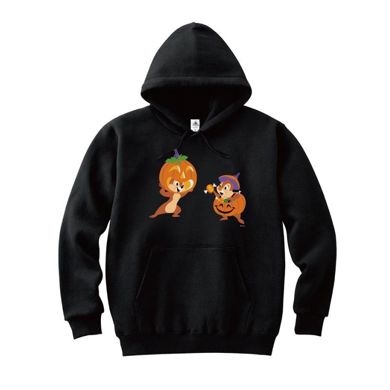 【D-Made】パーカー チップ&デール かぼちゃ Disney Halloween 2021