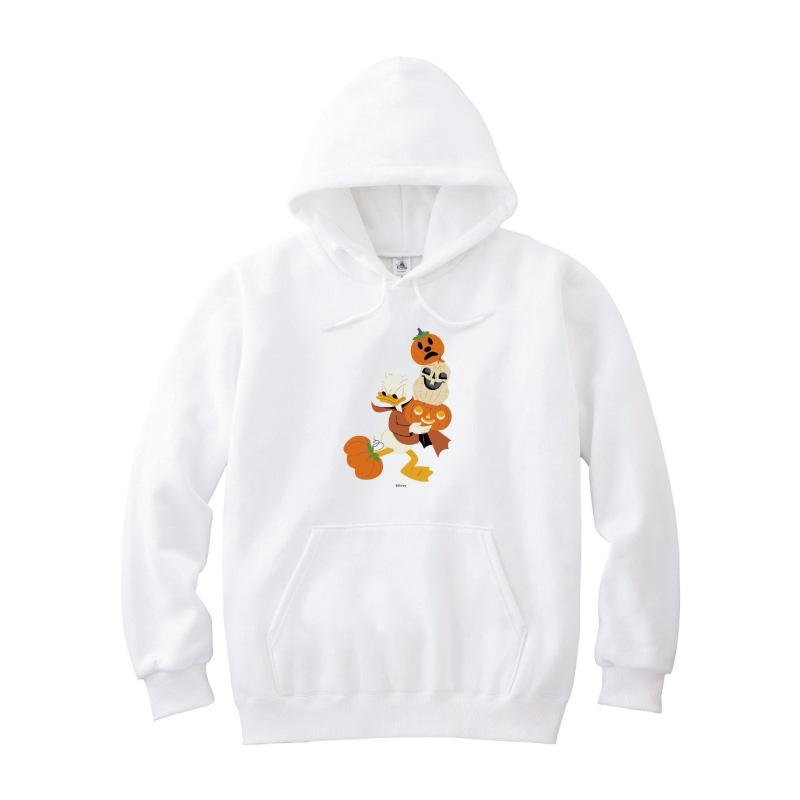 【D-Made】パーカー ドナルド かぼちゃ Disney Halloween 2021