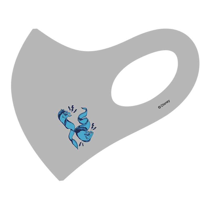 【D-Made】マスク  ワンポイント リトル・マーメイド フロットサム&ジェットサム ヴィランズ