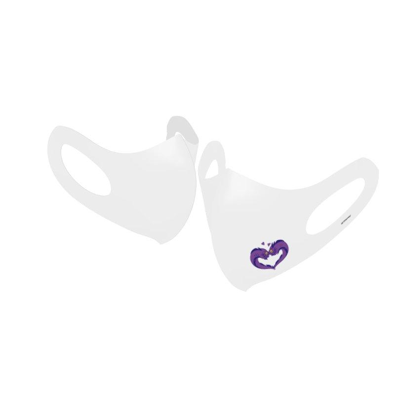 【D-Made】マスク  ワンポイント リトル・マーメイド フロットサム&ジェットサム