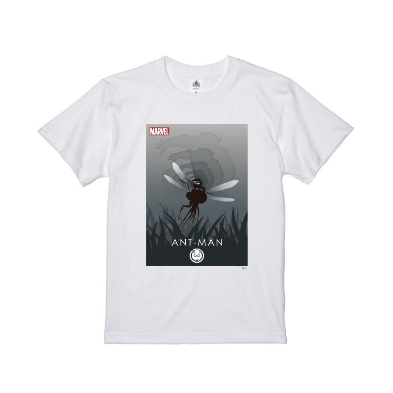 【D-Made】Tシャツ MARVEL アントマン HEROシルエット