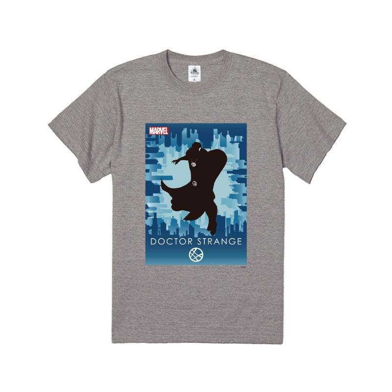【D-Made】Tシャツ MARVEL ドクター・ストレンジ HEROシルエット