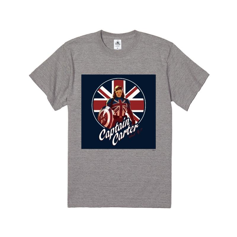 【D-Made】Tシャツ ホワット・イフ…? Capten Carter