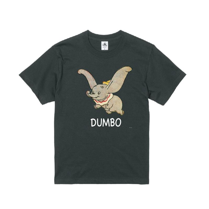 【D-Made】Tシャツ ダンボ ロゴ Dumbo 80
